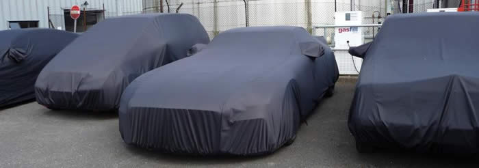 Mercedes SL Class R129 Coupe Tailored Indoor Car Cover 1989 to 2001