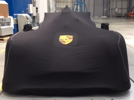 COTTON LINED PORSCHE 911 COUPE ALL MODELS LUXURY FULLY WATERPROOF CAR COVER