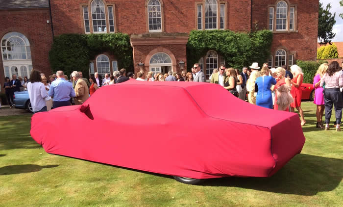 Super Soft Stretch Indoor  Car Cover for Rolls Royce Silver Cloud Car Covers & Tarpaulins