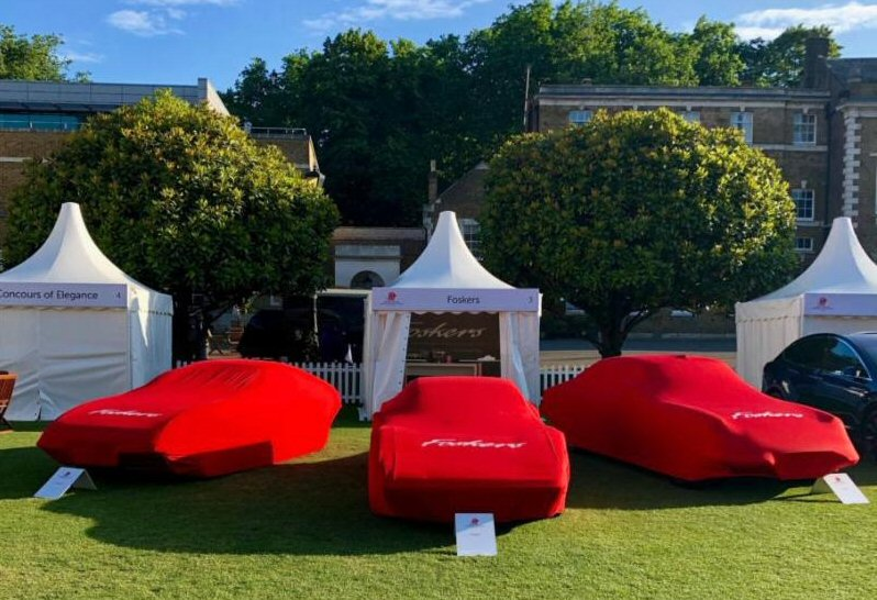 Ferrari Car Covers For Indoor Outdoor Protection