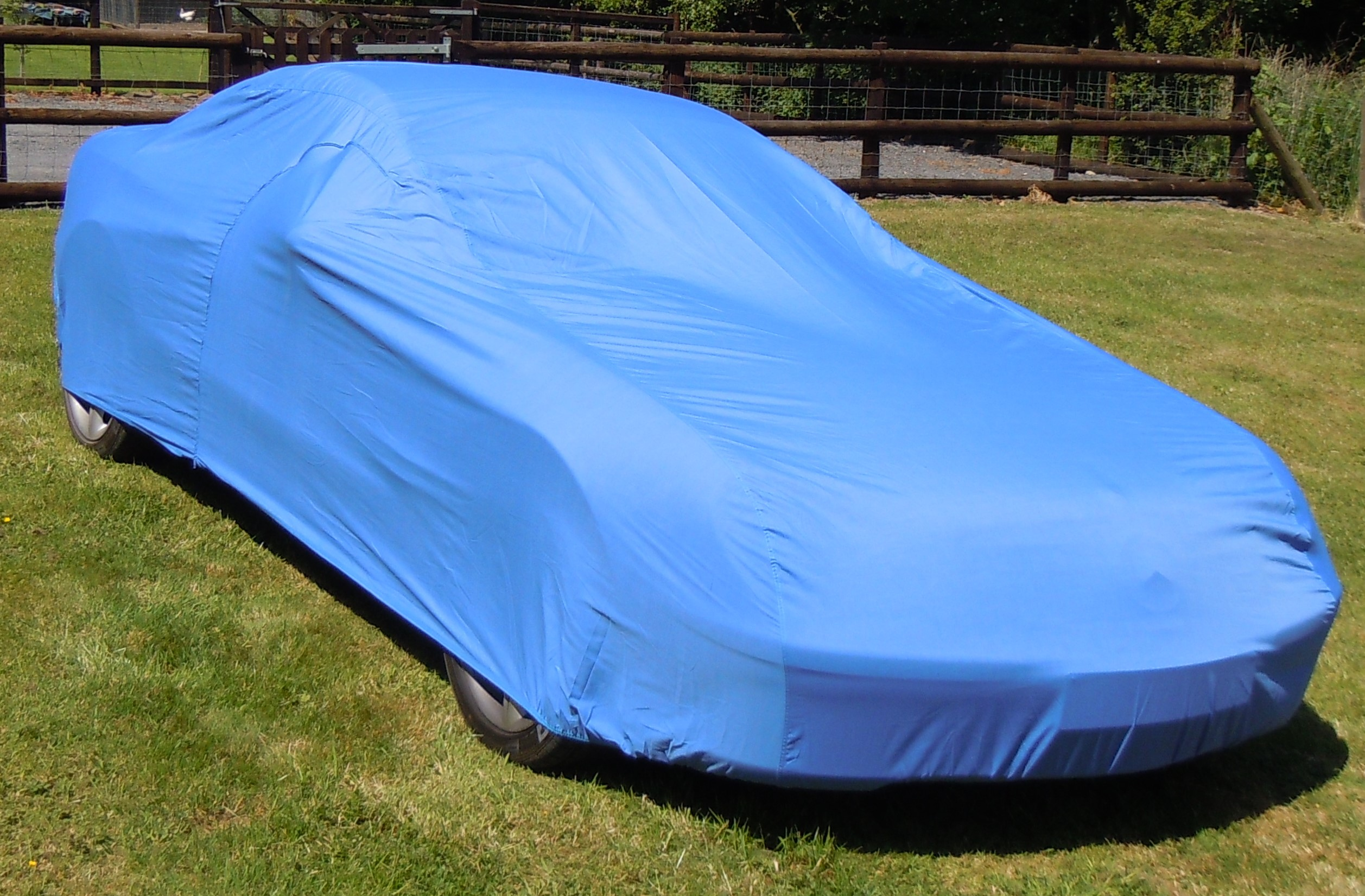 QUALITY WATERPROOF CAR COVER R107 MERCEDES BENZ COUPE H-DUTY COTTON LINED SIZE L