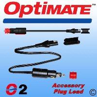 Product image of Optimate Accessory Plug Lead