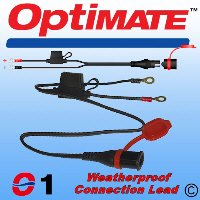 Product image of Optimate SAE Weatherproof Eyelet Lead