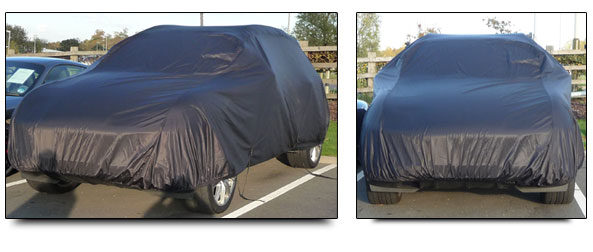 Fabric Car Cover Supplied From Canada