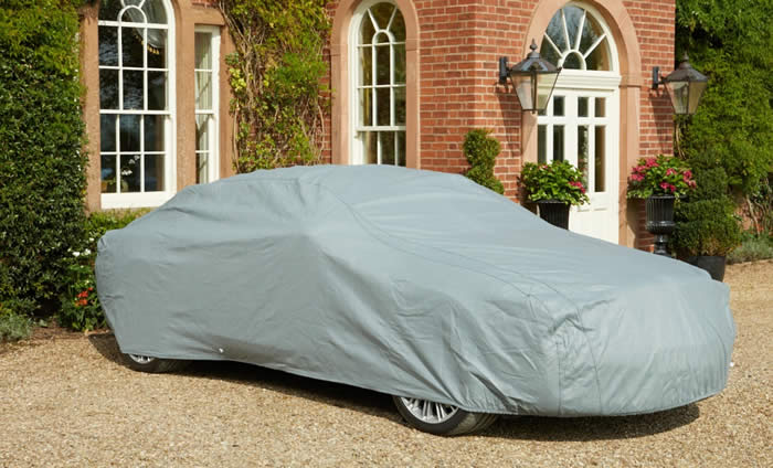 Tailored Protector 4 Breathable Covers From Car Cover Shop