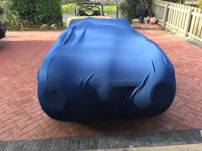 HEAVY DUTY WATERPROOF CAR COVER JAGUAR E-TYPE