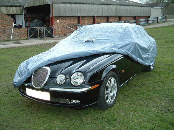 Wing Mirrors World JAGUAR X-TYPE ESTATE New Fully Breathable Water Resistant Car Cover