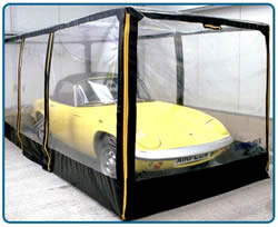Protect Your Car Inside With An Airchamber